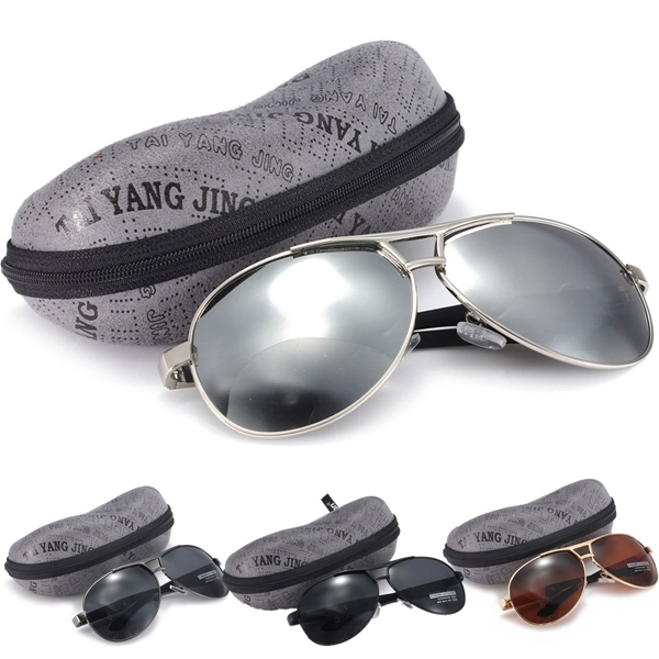 Outdoor Men Vintage Polarized Sunglasses Glasses Eyewear Driving Cycling