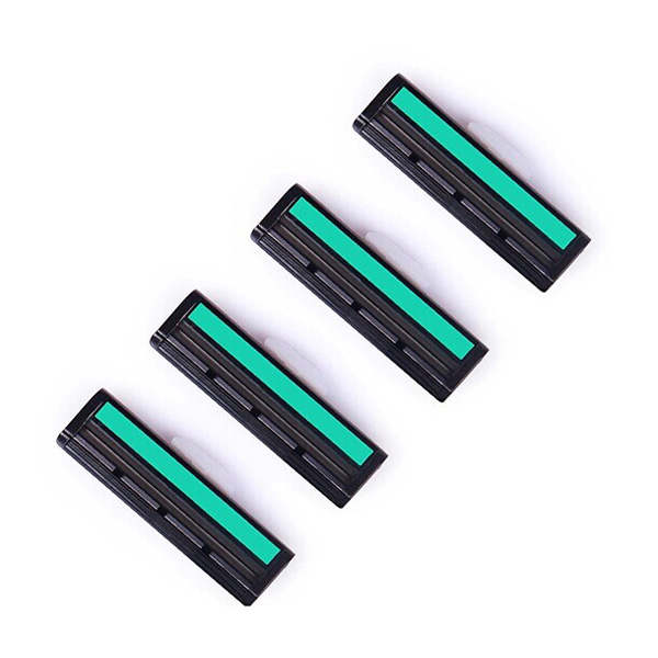 4PCS Original Ying JiLi Men Manual Shaver Shaving Razor Blades