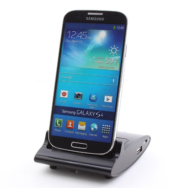 3 IN 1 OTG Dock Battery Charger Cradle For Samsung Galaxy S3