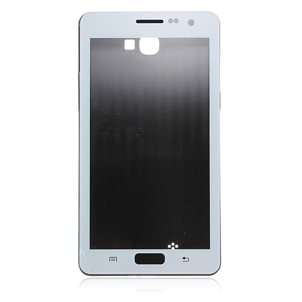Aluminum Metal Case Glass Dust Proof For Samsung Galaxy Note 2 N7100