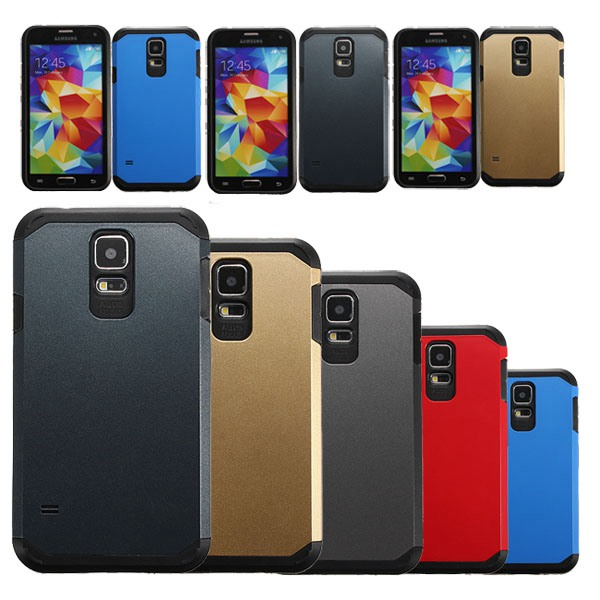 Armor Ultral Thin Case Cover For Samsung Galaxy S5 i9600