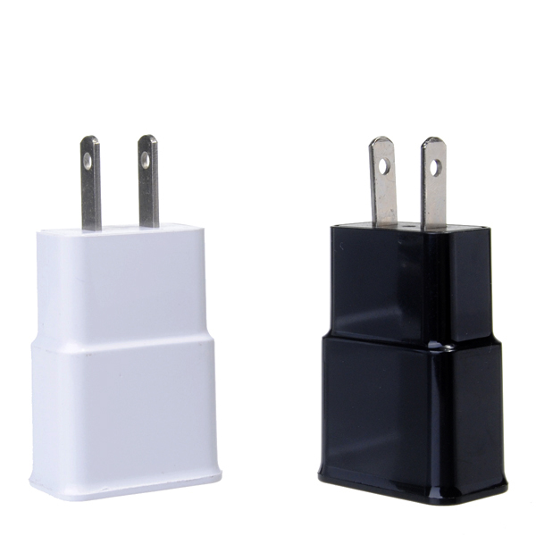 2A US Plug Wall Charger USB Travel Adpter For Cellphone