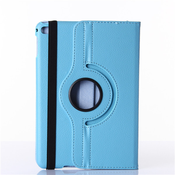 360 Degrees Rotating PU Leather Stand Case Protection Shell Smart Cover For Apple iPad Pro 12.9