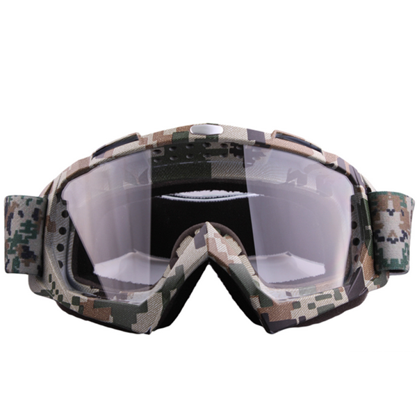 Outdoor Sports Protection Windproof And Antifog Googles