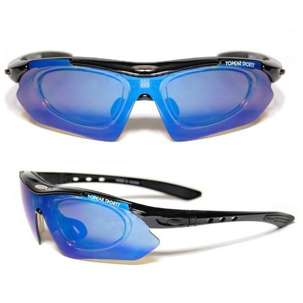 Bike Bicycle Cycling Riding Sports 5 Colors Lens UV Sunglasses Goggles
