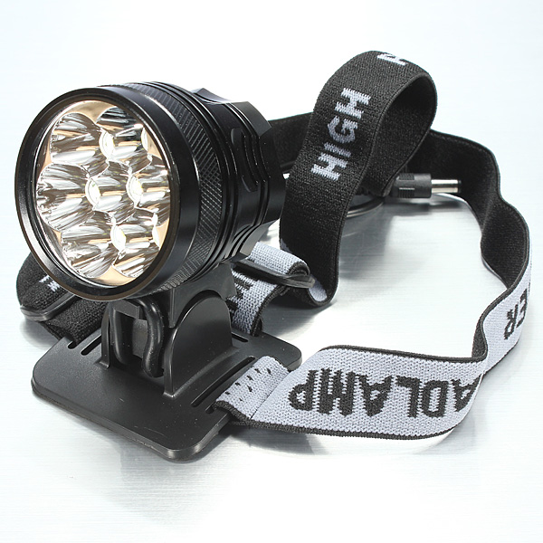 8500Lm 7x CREE XML 7T6 LED Flashlight Bicycle Headlight Headlamp