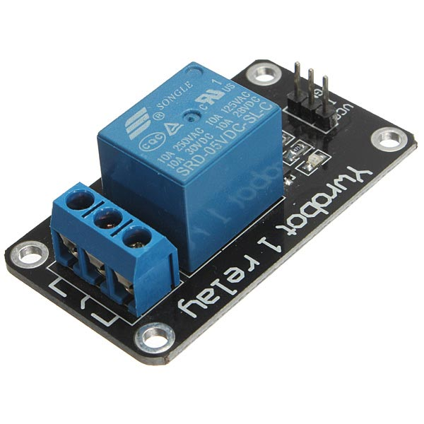 1 Channel 5V Relay Module Shield Board For Arduino ARM PIC AVR DSP ARM