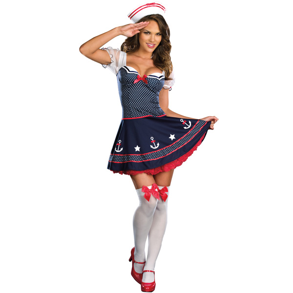 Cosplay Costume Lovely Sailor Seaman