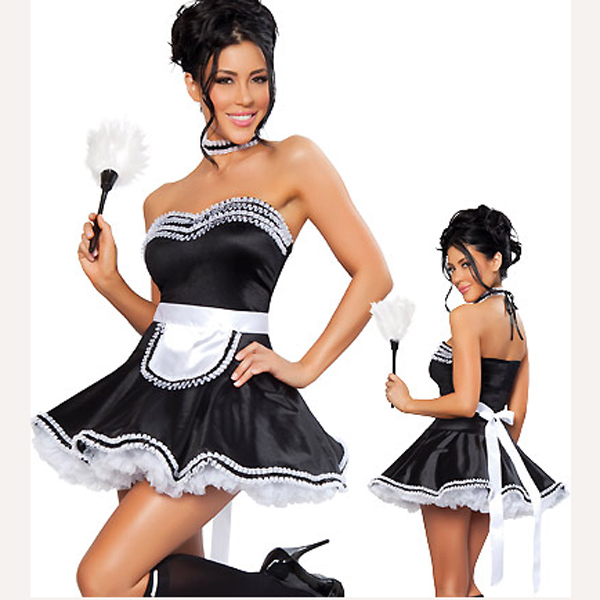 Maid Sleeveless Costume