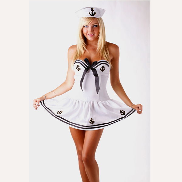Sailor Cosplay Costume