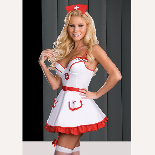 Costume Nurse Role Playing