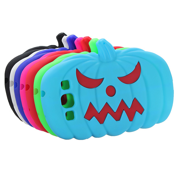 3D Halloween Pumpkin Soft Silicone Case For Samsung Galaxy S3 I9300