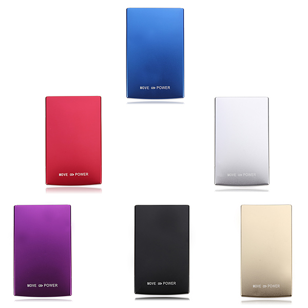 12000mAh LCD USB External Power Bank Battery Charger for iPhone 5S/5