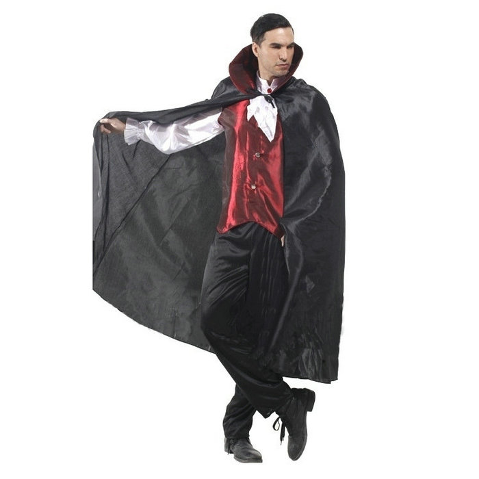 Male Vampire Costume Halloween Party Dress