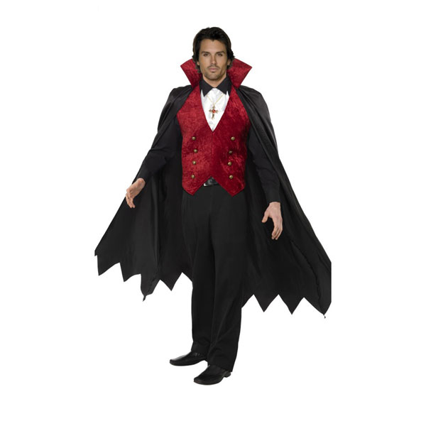 Costume Mens Vampire Zombie  Cosplay Uniform Halloween Dress
