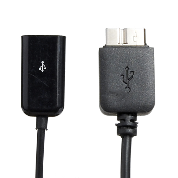 3.0 Micro USB OTG Adapter Cable For Samsung Galaxy Note 3 N9000