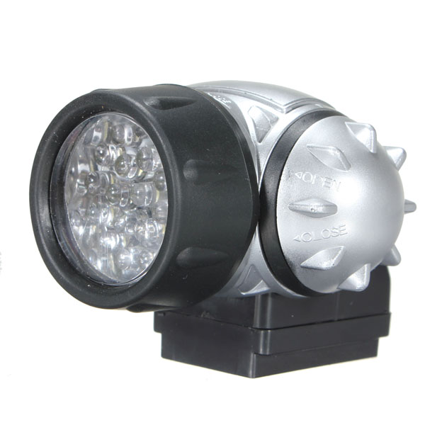 21 Super Bright LED Bike Bicycle Front Light Headlight