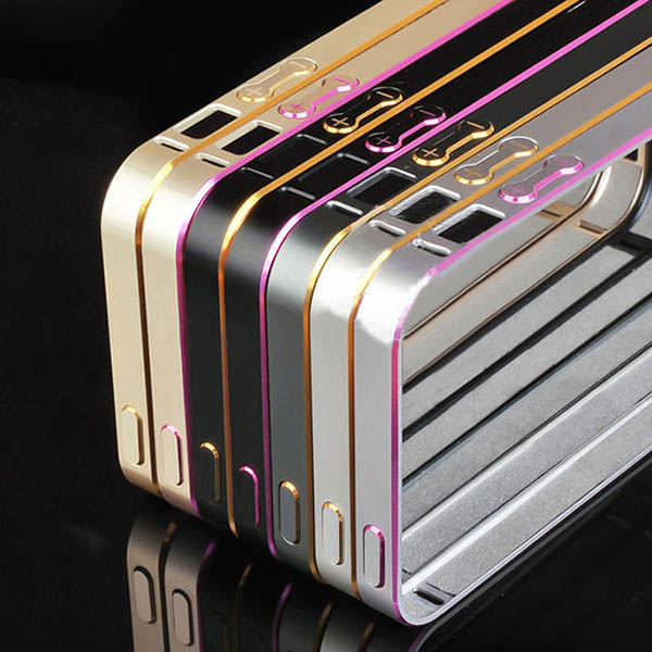 Ultra Thin Slim Aluminium Metal Bumper Frame Cover Case For iPhone 6