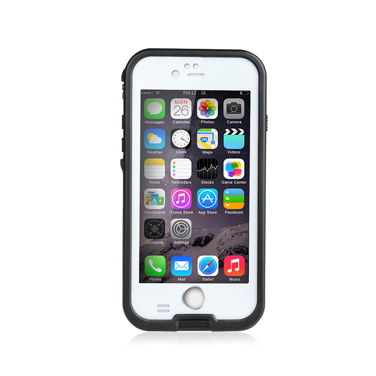 Waterproof Crashproof Protective Sleeve Case For iPhone 6 Plus 5.5