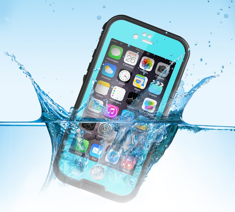 Ultra Slim Waterproof Crashproof Protective Sleeve Case For iPhone 6 4.7