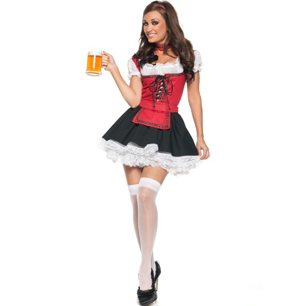 Dress Costume New Sexy Cosplay Women's Maid Fancy