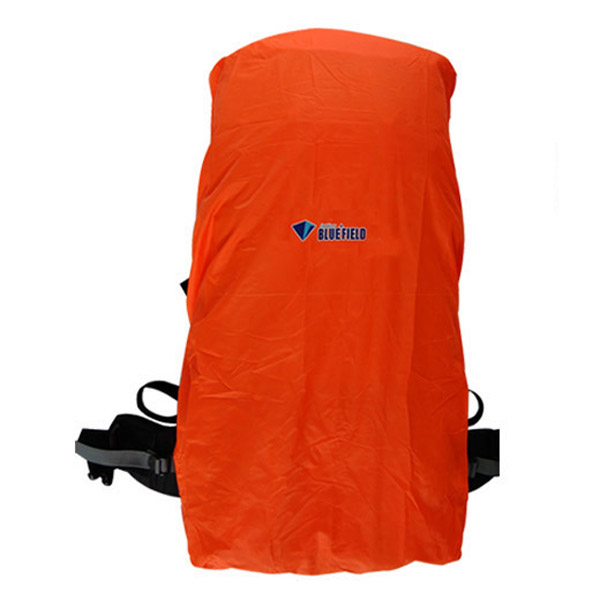 BLUEFIELD Water Resistant Rain Cover Pouch Larger Climbing Backpacks