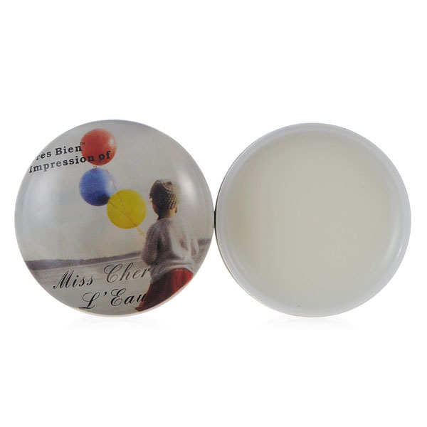Fresh Romantic Fragrance Magic Solid Perfume Miss Cherie 15ml