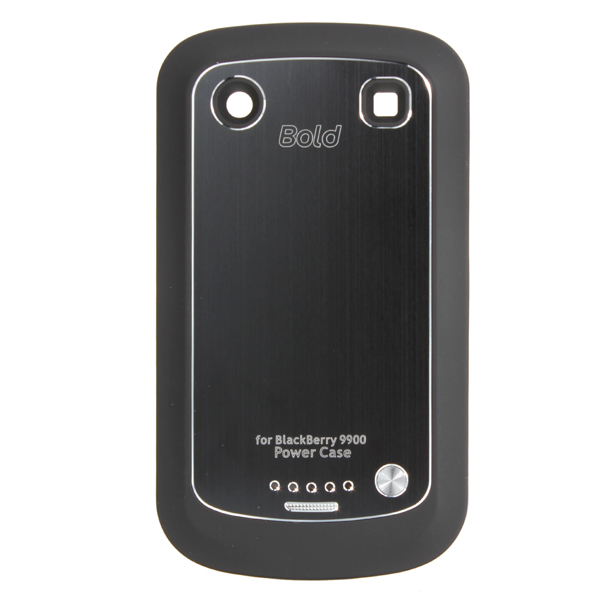 2000mAh Backup Power Battery Charger Cover for Blackberry 9900