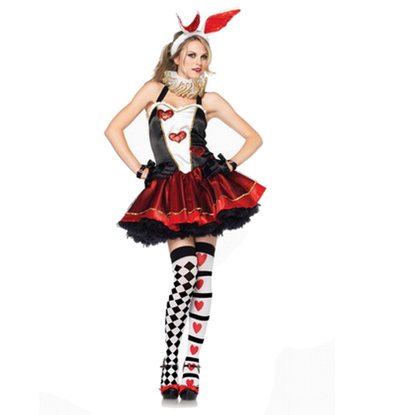 Rabbit Costume Uniform Naughty Sweet