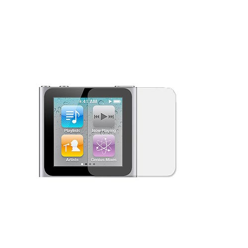 Clear LCD Screen Protector Guard For iPod Nano 6 6th
