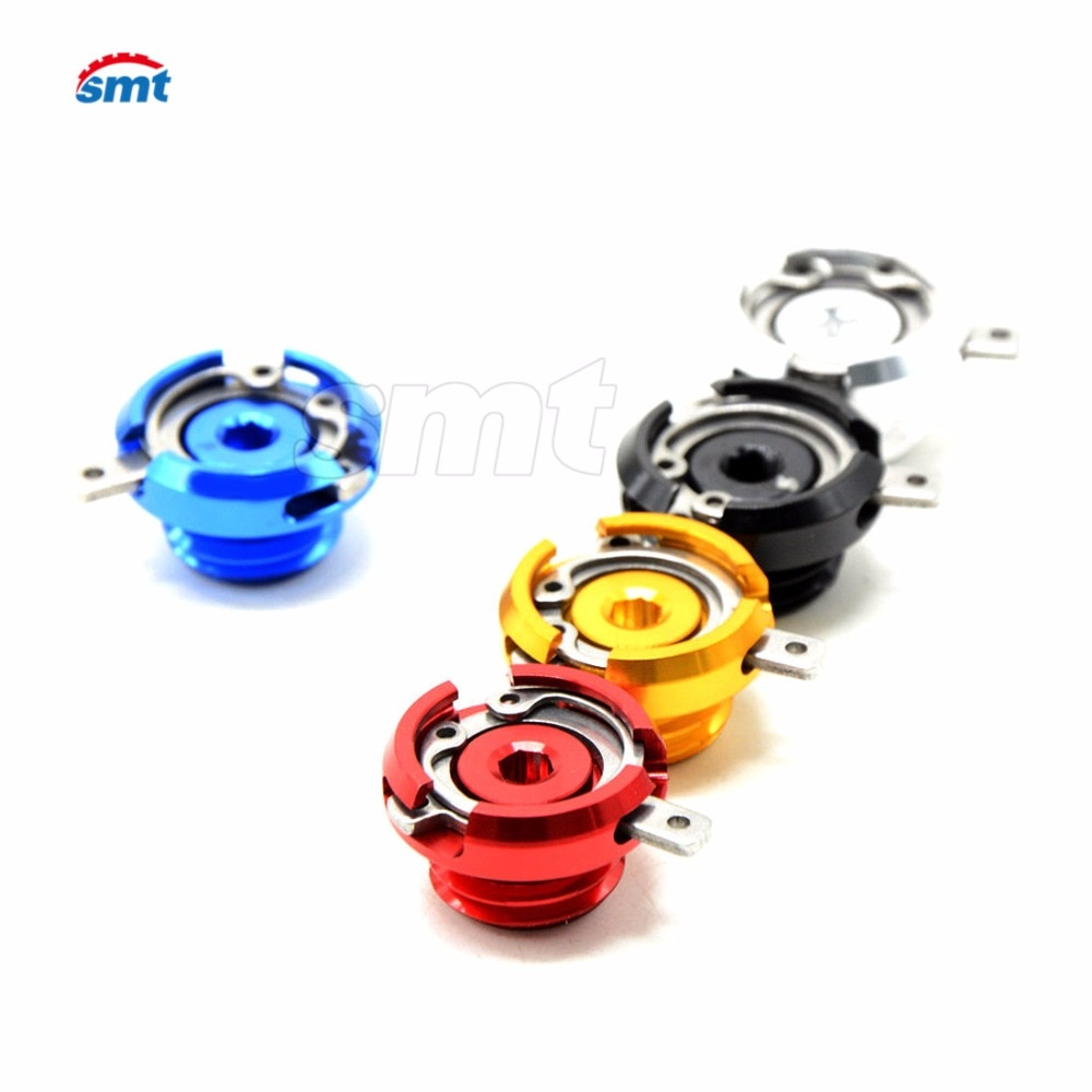 Motorcycle CNC Aluminum Engine Oil Filler Cup Cap FOR honda cb1000r/