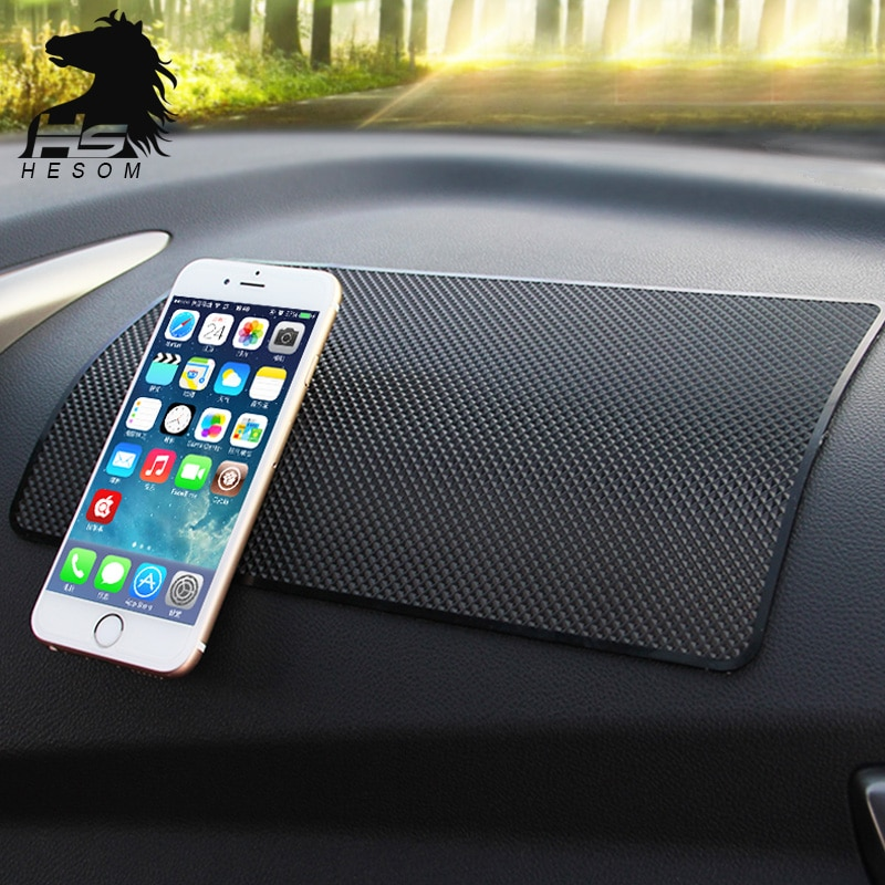 ix25 Creta Car anti slip mat Dashboard Mobile phone pad car-styling I