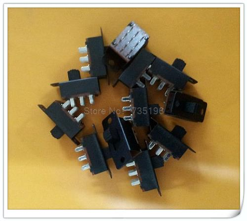 32H03 3P2T  TOGGLE  SLIDE SWITCH 100% New Original Package