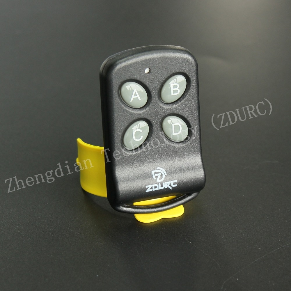 Remote Control For The Gate Wireless Switch Transmitter Face to Face