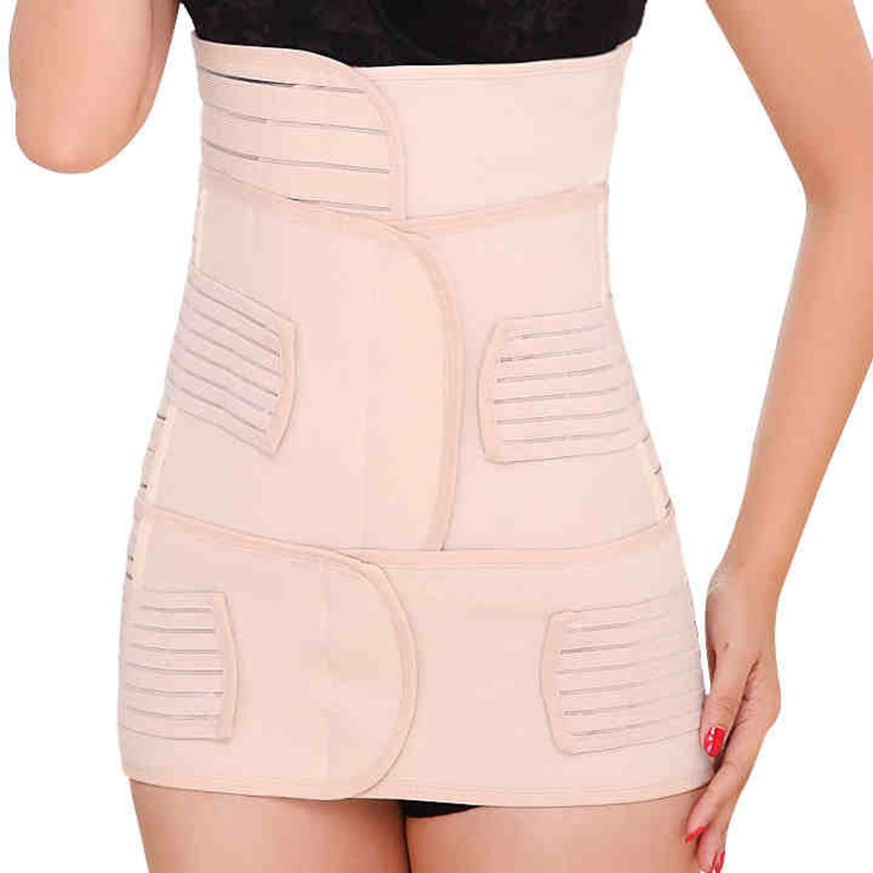 1 Waist Cinchers Training Corsets Postpartum Recovery Belly/waist/pelv