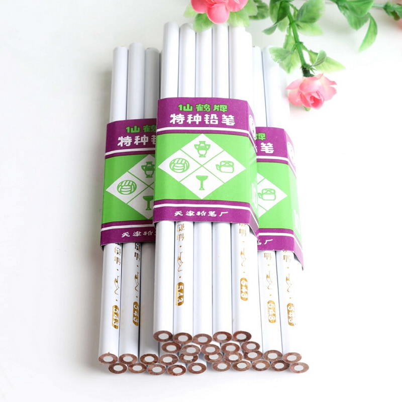 10pcs 8.8cm White Rhinestone Pen For Rhinestone Picker
