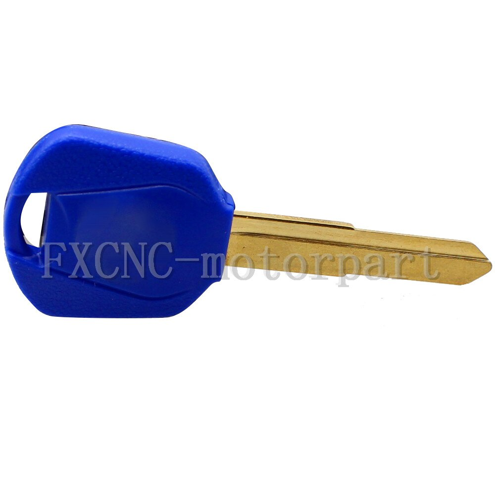 Blank Key Uncut Blade Fit for HONDA CBR1100XX 99-03 CBR919RR 98-99 VT