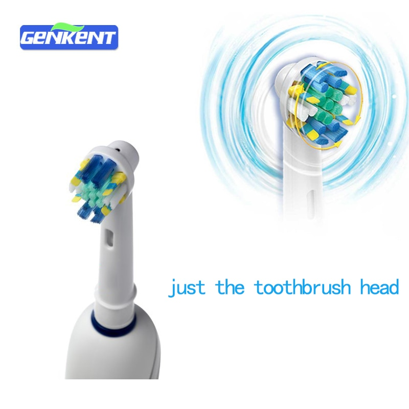 /Set Oral Hygiene B Automatic Electric Tooth Brush Heads Replacement f
