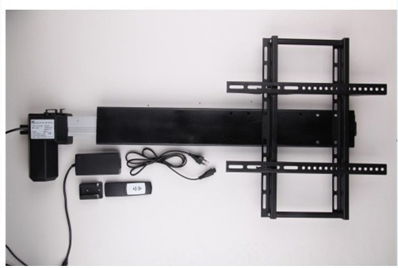 remote tv lift for bed lcd tv stand with Free shipping