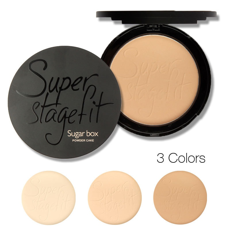 Fabulous Pressed Face Make up Powder for  makeup foundation Palette S