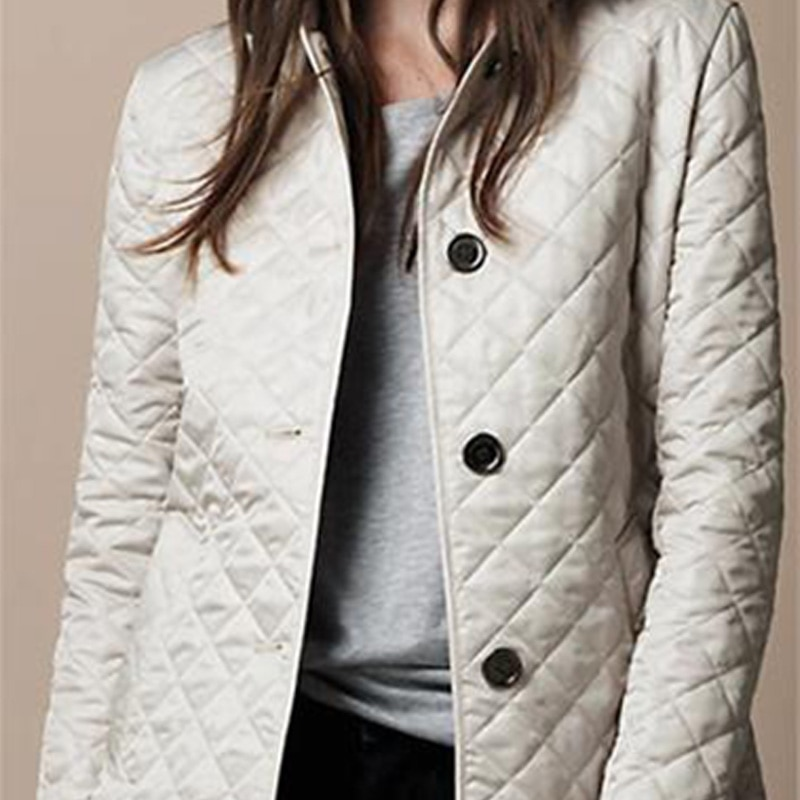 2016 New Autumn jacket women winter coat warm Padded cotton coat Women