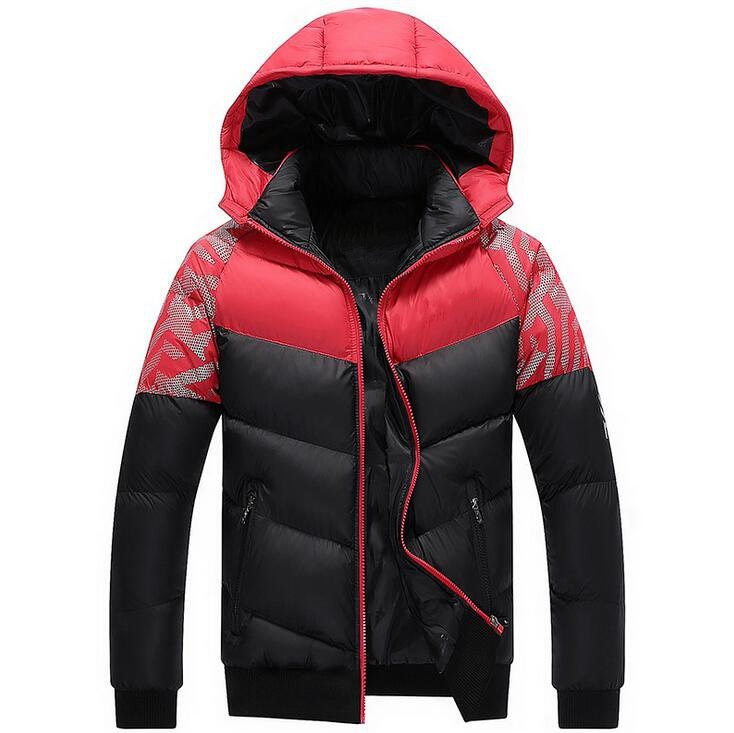 2016 new winter coat men Down jacket leisure Coats Jackets Men's Down
