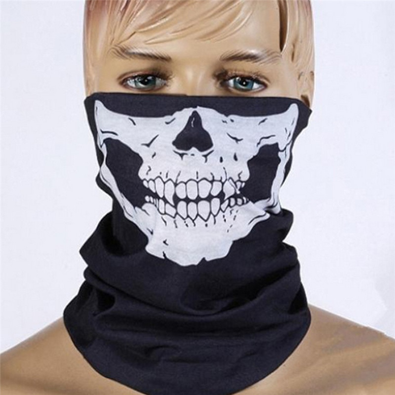 Half Face Ski Mask Bicycle Face Masks Winter Scarf Neck Warmer Outdoor