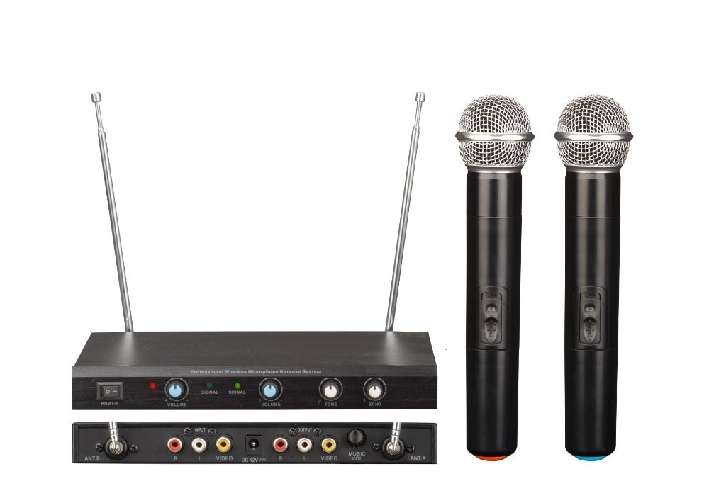 profession  karaoke  wireless microphone  mixer for  iphone MID DVD m
