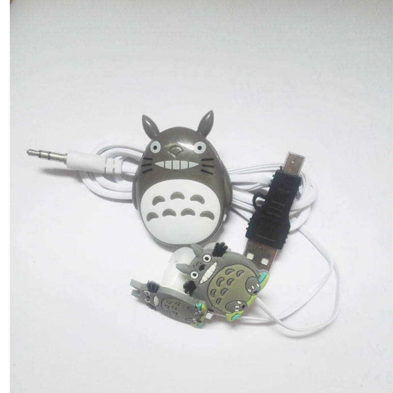 The new 2016 kawaii totoro cartoon MP3  music players totoro cartoon