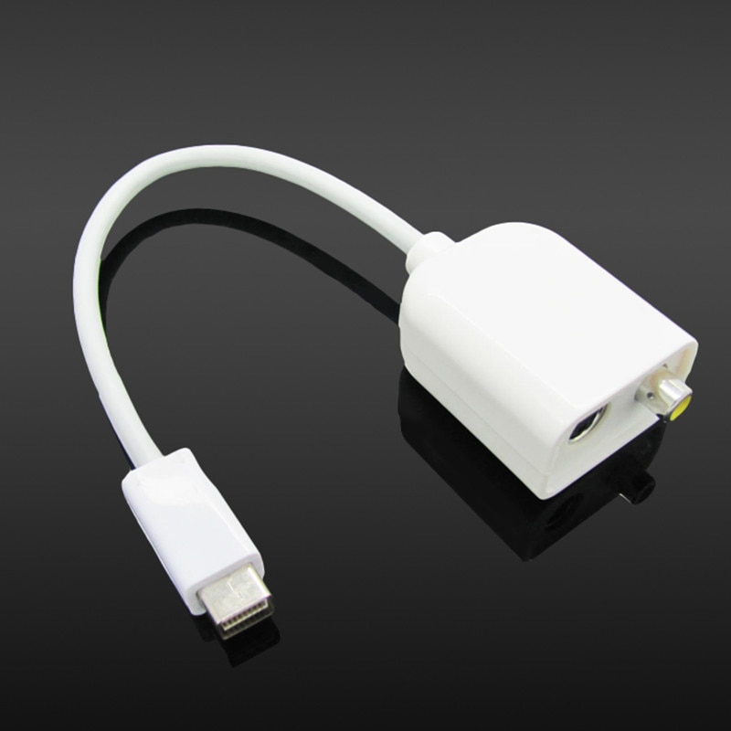 DisplayPort to VGA HDMI DVI Adapter Cable To S-Video + AV Adapter Cab