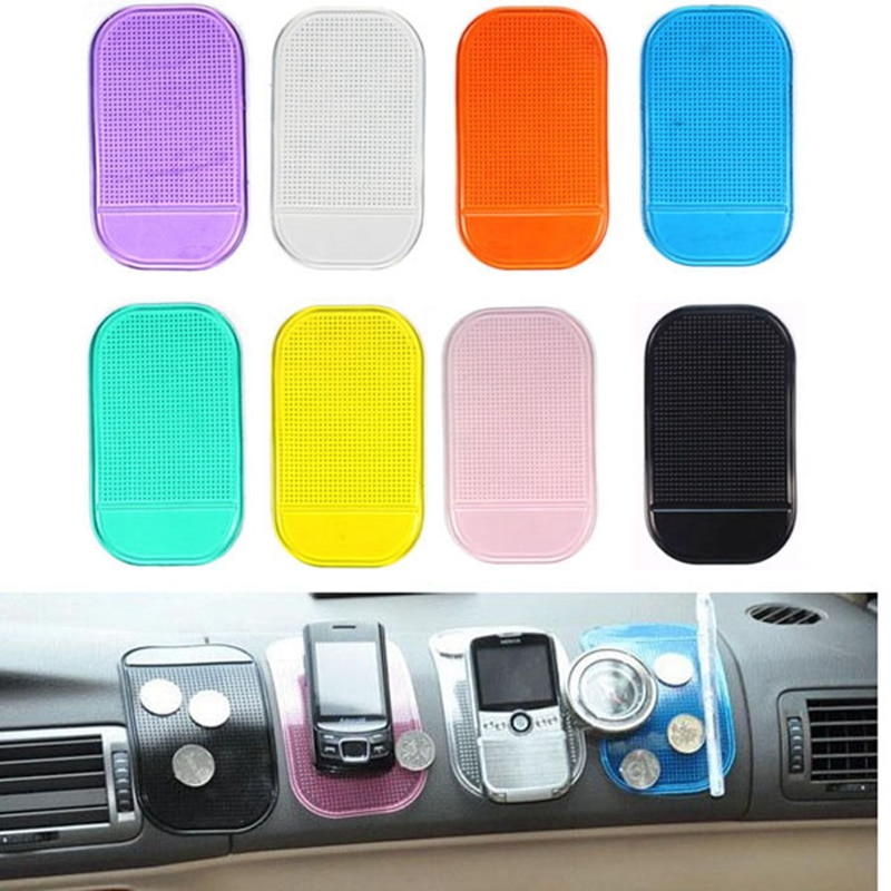 Auto Accessories Magic Anti-Slip Dashboard Sticky Pad Non-slip Mat Ho