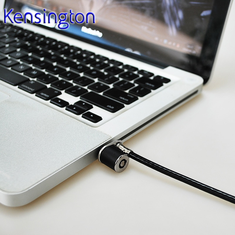 Anti-theft Security Key Computer Laptop Lock (1.5m steel cable chain)