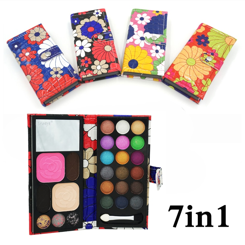 1 New naked palette 18 color Professional cosmetic make up set Matte s