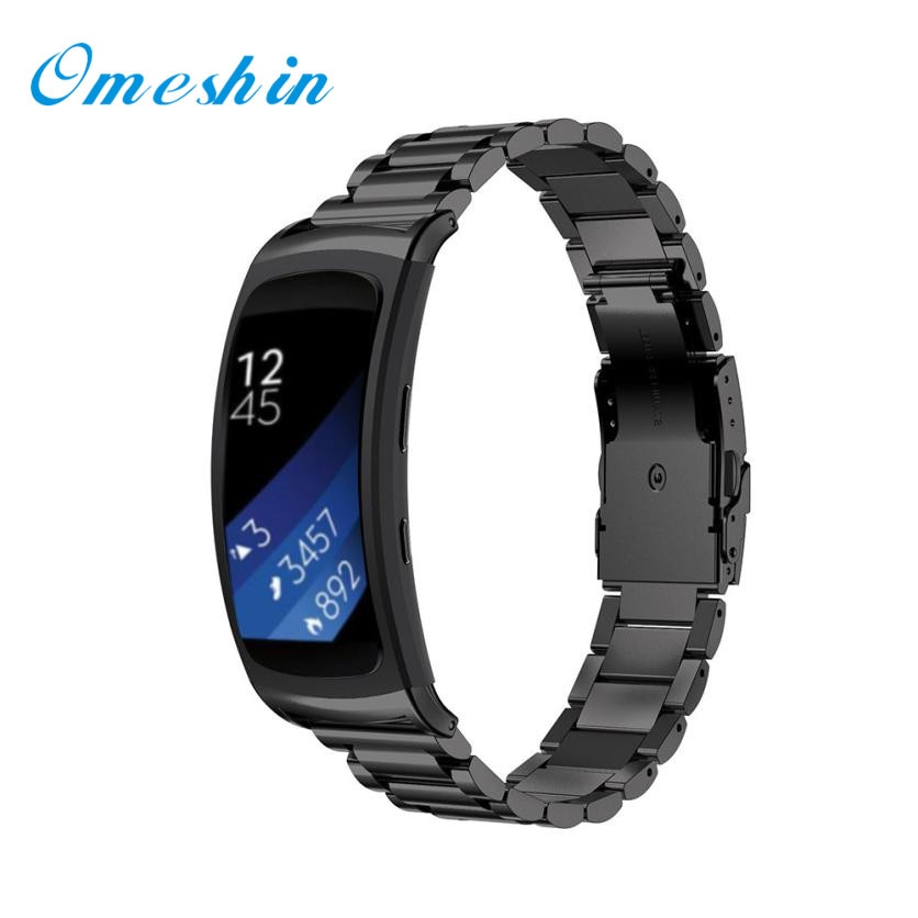 Genuine Stainless Steel Bracelet Smart Watch Band Strap For Samsung G